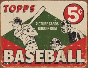 TOPPS - 1955 Baseball Box
