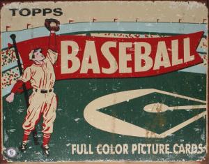 Topps Baseball 1954