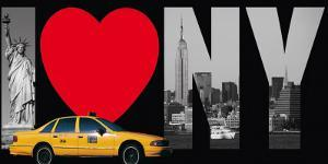 I Love New York by Torag