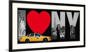 I Love New York by Torag