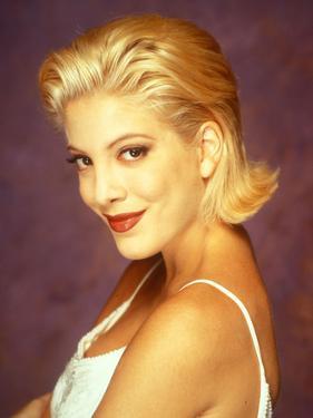 "TORI SPELLING. ""Beverly Hills, 90210"" [1990]."