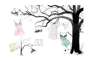 Underwear, 2018 by Toril B?ark