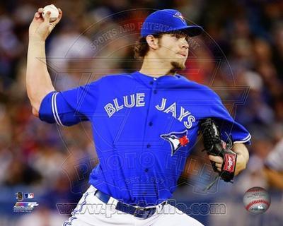Toronto Blue Jays - Josh Johnson Photo