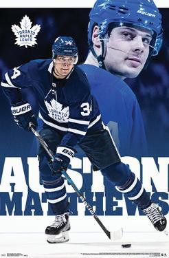 Toronto Maple Leafs - Auston Matthews