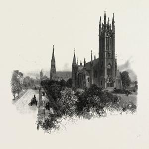 Toronto, Metropolitan (Methodist) Church, Canada, Nineteenth Century