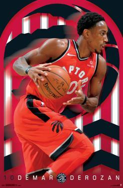 Toronto Raptors - D DeRozan '17