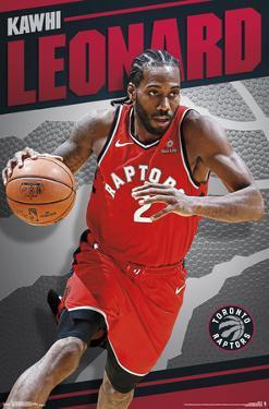 Toronto Raptors - K. Leonard '18