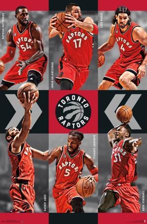 Toronto Raptors - Team 2015