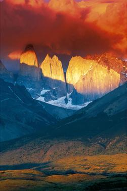 Torre del Paine Chile