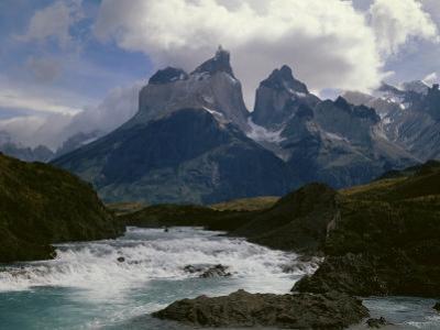 Torres Del Paine National Parkchile