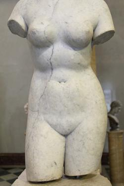 Torso of Aphrodite, 2nd Century