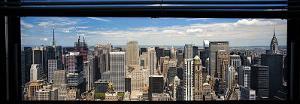 Midtown Window, New York by Torsten Hoffman