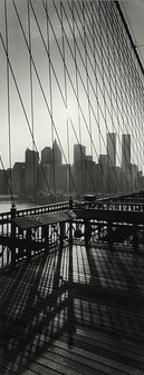 View From Brooklyn Bridge by Torsten Hoffmann