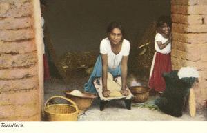 Tortilla Maker, Mexico