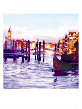 Canal Grande, Venice by Tosh