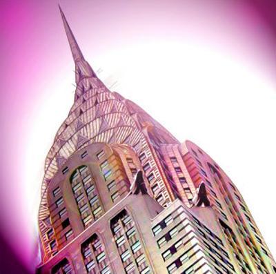 Chrysler Building, New York by Tosh