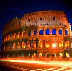 Coliseum, Rome by Tosh