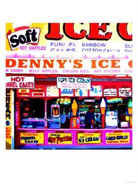 Coney Island Ice Cream, New York by Tosh