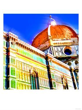 Duomo, Florence, Italy by Tosh