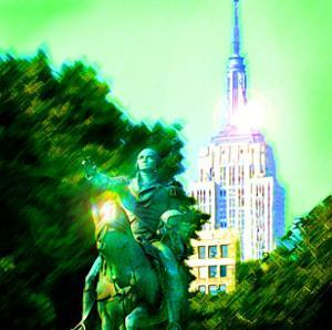 Empire State Building, New York by Tosh