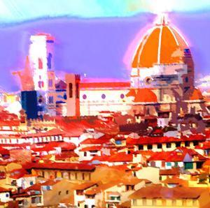 Florence, Italy by Tosh