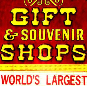Gift Shop, Las Vegas by Tosh