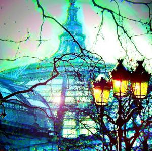 Grand Palais, Paris by Tosh