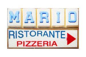 Mario's Pizzeria by Tosh