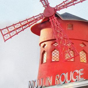Moulin Rouge by Tosh
