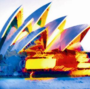 Opera House, Sydney by Tosh