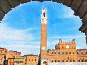 Piazza del Campo, Siena by Tosh