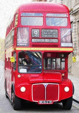 Routemaster Bus by Tosh