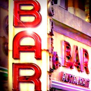 Smiths Bar, New York by Tosh