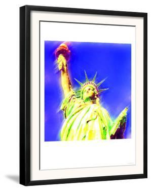 Statue of Liberty, New York by Tosh