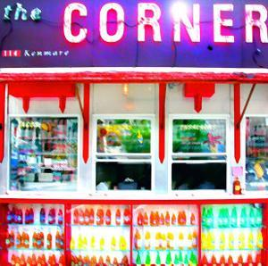 The Corner Taco Stand, New York by Tosh