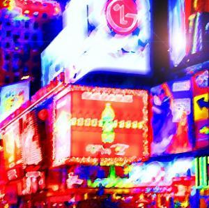 Times Square Neon, New York by Tosh