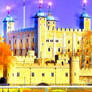 Tower of London, London by Tosh