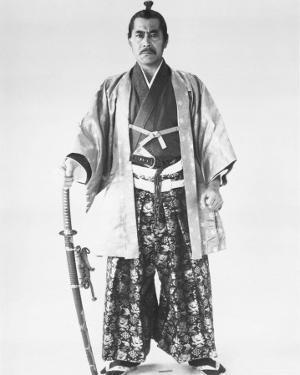 Toshir Mifune