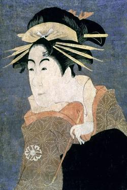 Japan: Actor, C1794 by Toshusai Sharaku