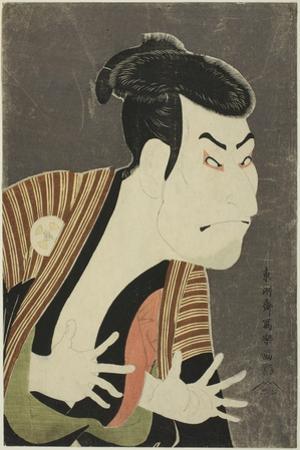 The Actor Otani Oniji III as Edobei, 1794