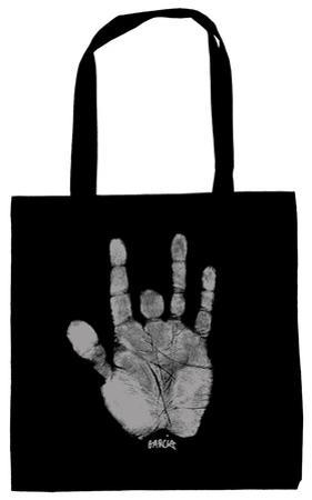 Tote Bag: Jerry Garcia - Hand