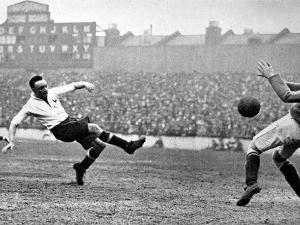 Tottenham Hotspur Vs. West Bromwich Albion, 1931