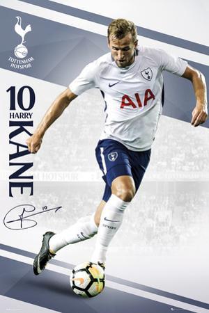 Tottenham - Kane 17/18