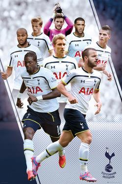 Tottenham Players 14/15