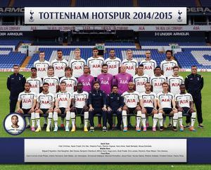 Tottenham Team 14/15