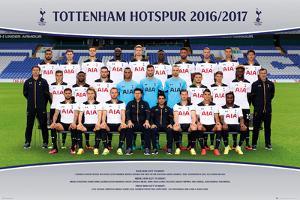 Tottenham- Team 16/17