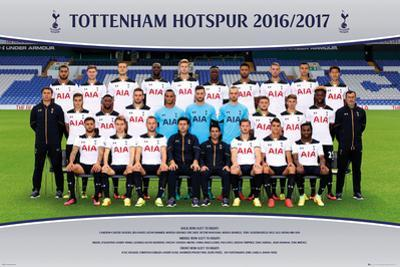 Tottenham- Team 16/17