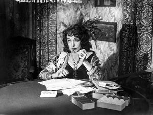 Touch Of Evil, Marlene Dietrich, 1958