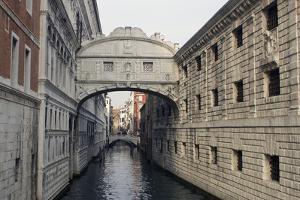 Bridge of Sighs by Toula Mavridou-Messer