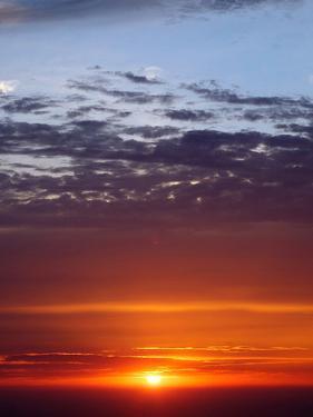 Palos Verdes Sunset 3 by Toula Mavridou-Messer